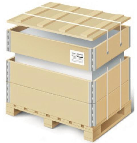 упаковка груза для перевозки